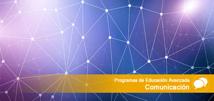 Programas de Educación Avanzada en Comunicación