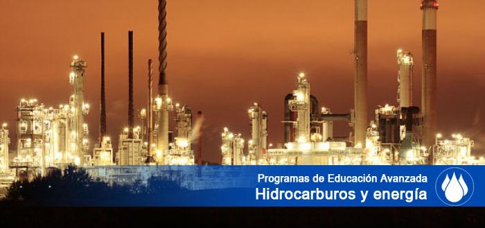 Programas de Educación Avanzada en Hidrocarburos y energía