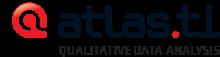 Atlas ti logo claim